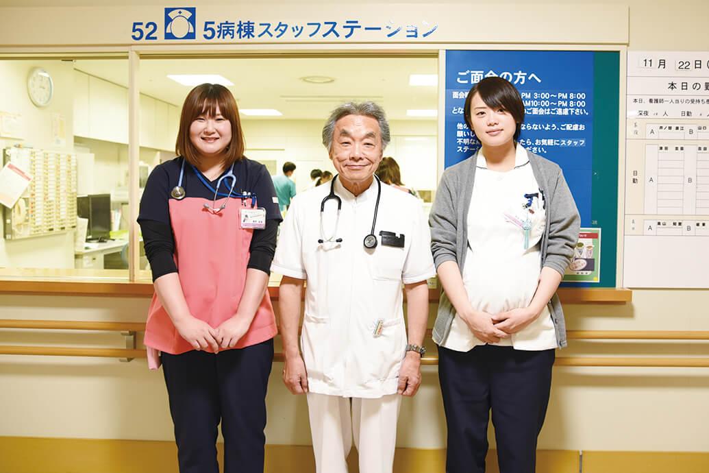 勝山総合病院3848