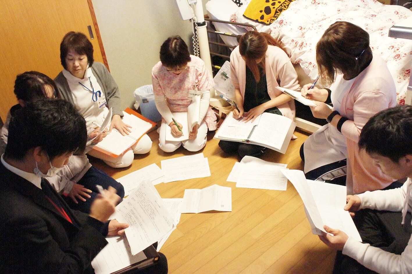勝山総合病院9