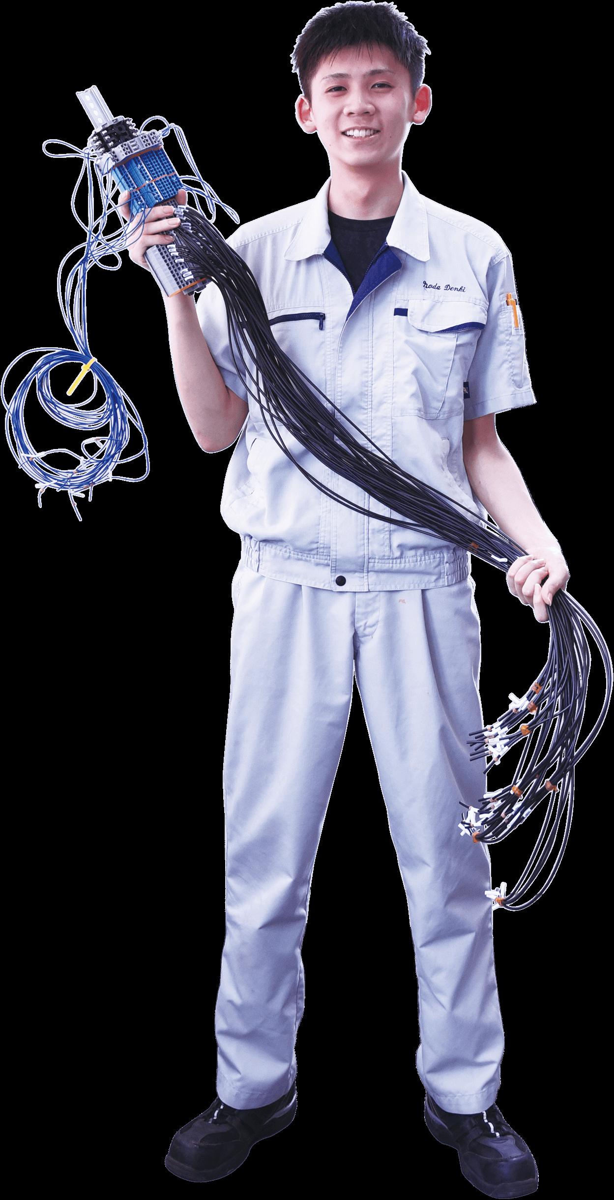 野田0262社員
